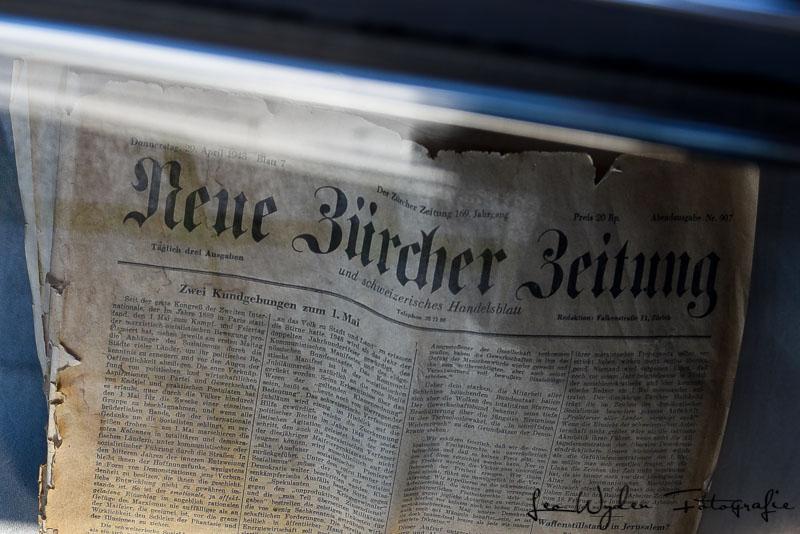 """""""Alte"""" Neue Zürcher Zeitung"""