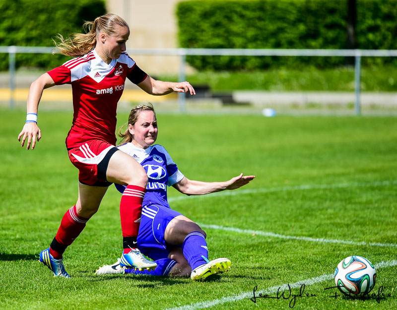 Damen FC Kloten - FC Blue Stars ZH 1