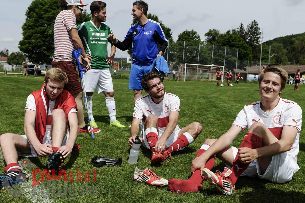 Fussball FC Niederweningen 1 - FC Rümlang 1