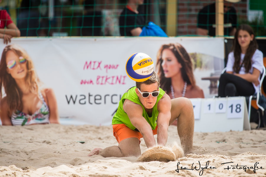 Coop Junior Beachtour Schweizermeisterschaft 2015 in Kloten